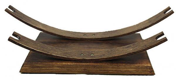 Design Tischständer für zwei Samuraischwerter