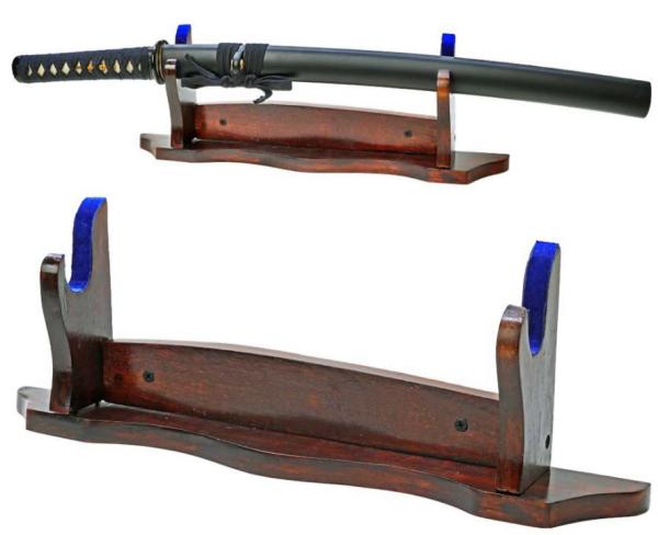 Multifunktions Schwertständer für Katana
