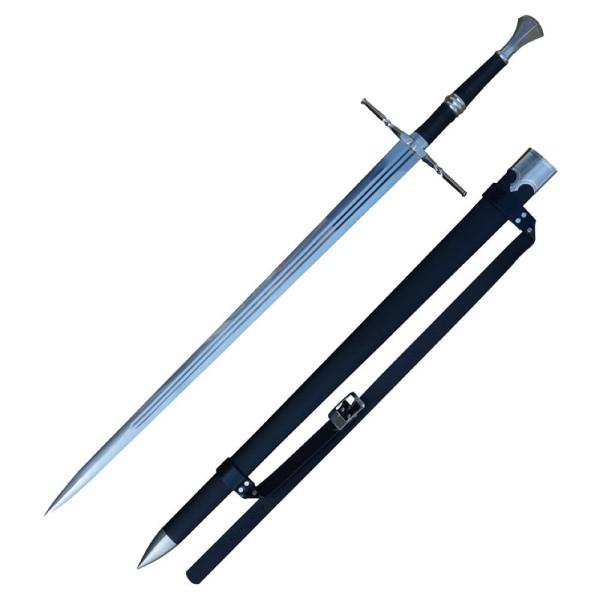 Schwert Witcher Stahlschwert