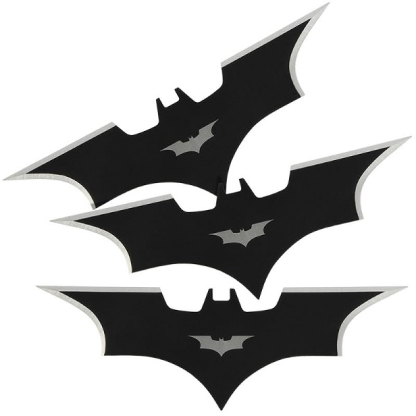 Batwing 3er Set Wurfmesser