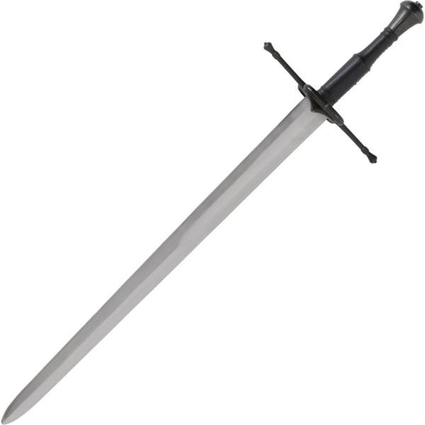 Mittelalter Schaukampfschwert mit Scheide