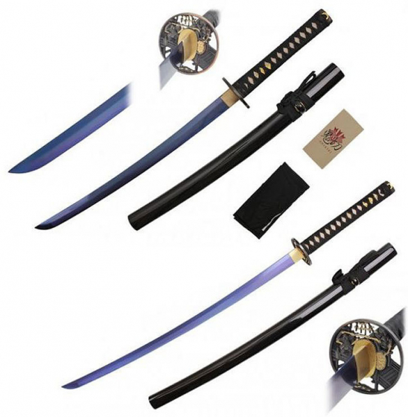 Katana Schwerterset Ike