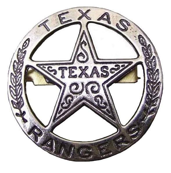 Sheriffstern Texas Ranger