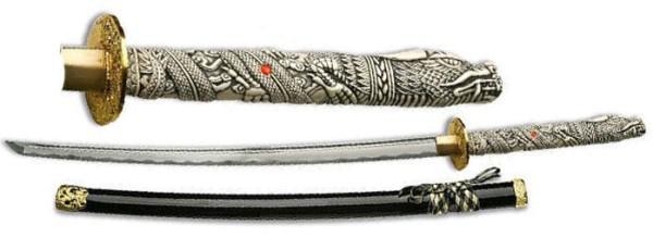 Duncan MacLeod Samurai Katana