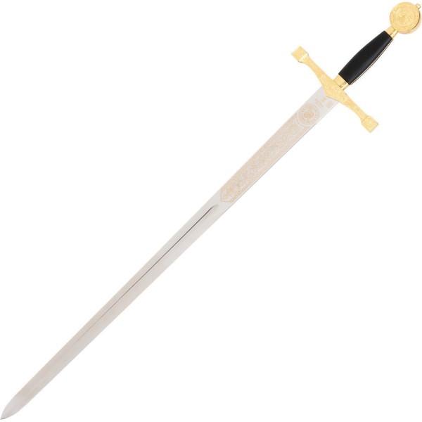 Schwert Excalibur Gold