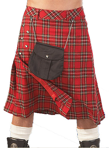 Highlander Kilt