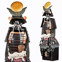 Samurai Rüstung Kriegsherr Masamune