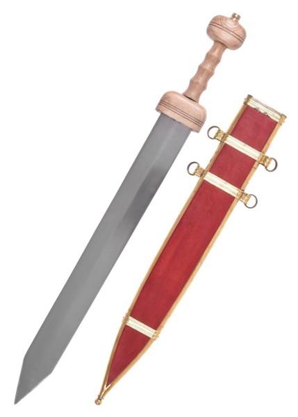 Gladius Typ Pompeji mit Schwertscheide