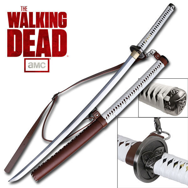 The Walking Dead Michonne Katana Deluxe Edition