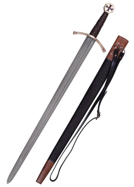 Templer Schwert mit Tatzenkreuz