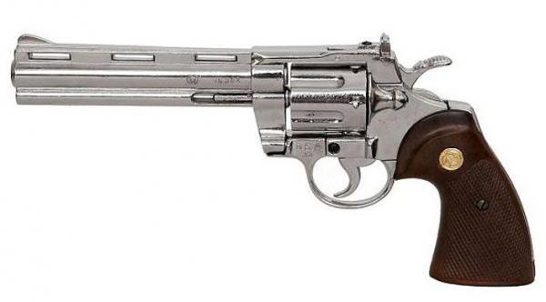 Revolver Python 357