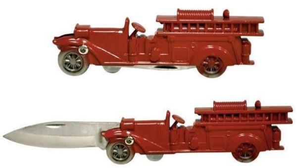 Feuerwehrklappmesser Oldtimer