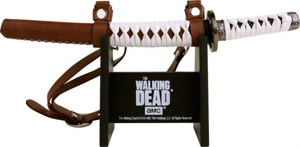 The Walking Dead Brieföffner Michonnes Katana