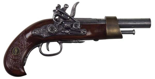 Steinschloss Pistole