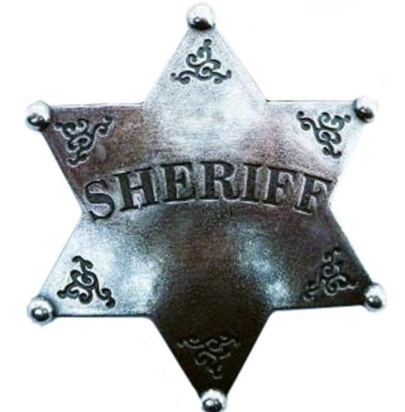 Western-Sheriffstern
