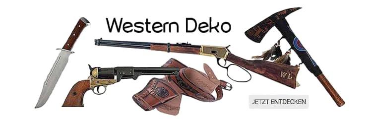 Deko Westernwaffen