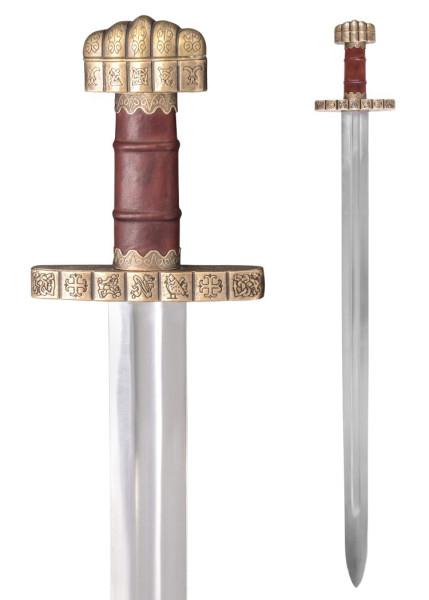 Wikingerschwert Dekoschwert mit Scheide