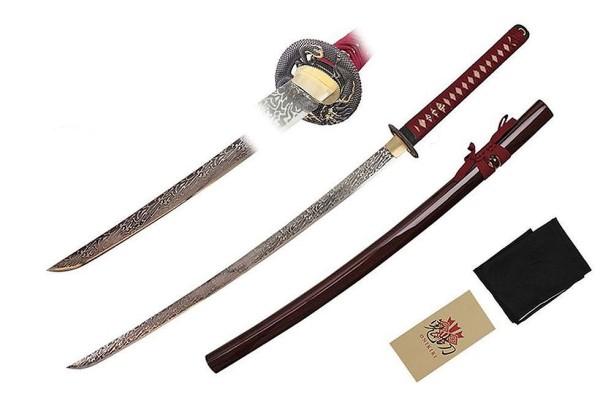 Samurai Schwert Katana Saito