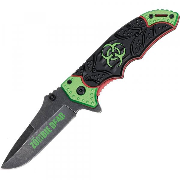 Zombie Dead Folder Messer