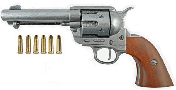 "Western Revolver 5 5/8"" blank"