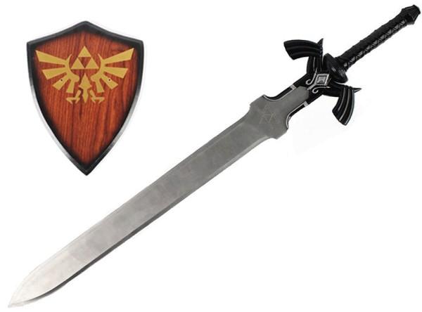 Zelda Master Schwert schwarz