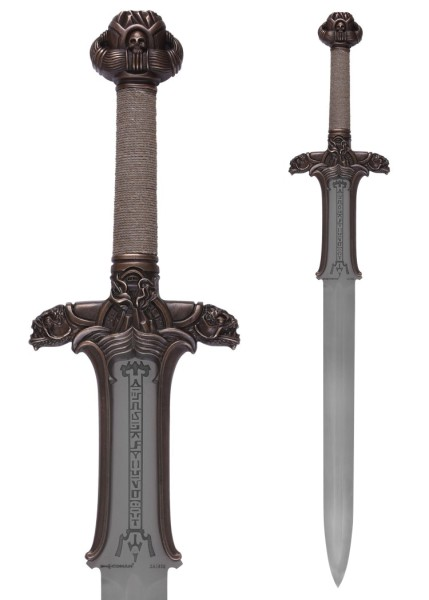 Conan-Schwert-Atlantean-bronzefarben