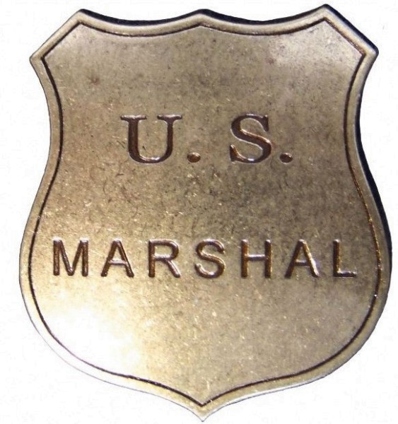 Sheriffstern US Marshal