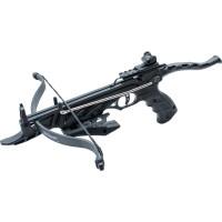 Armbrustpistole Alligator schwarz