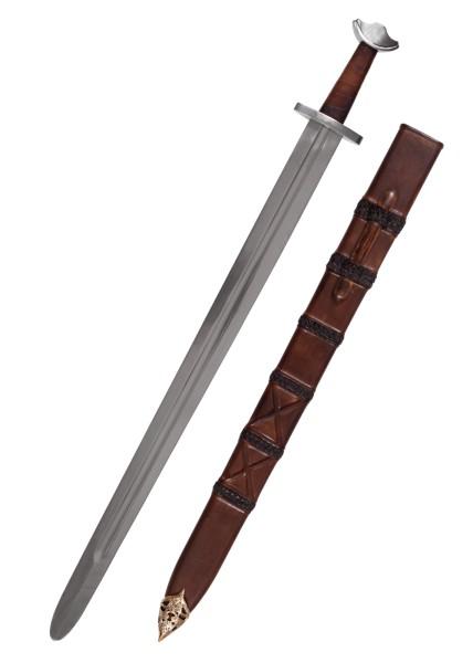 Wikinger Schaukampfschwert mit Scheide