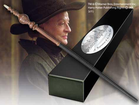 Prof. McGonagall Zauberstab - Charakter Edition