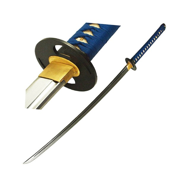 Katana Samuraischwert Blau
