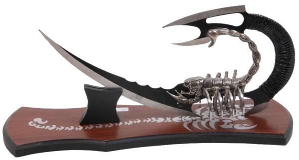 Fantasy-Dolch-Skorpion