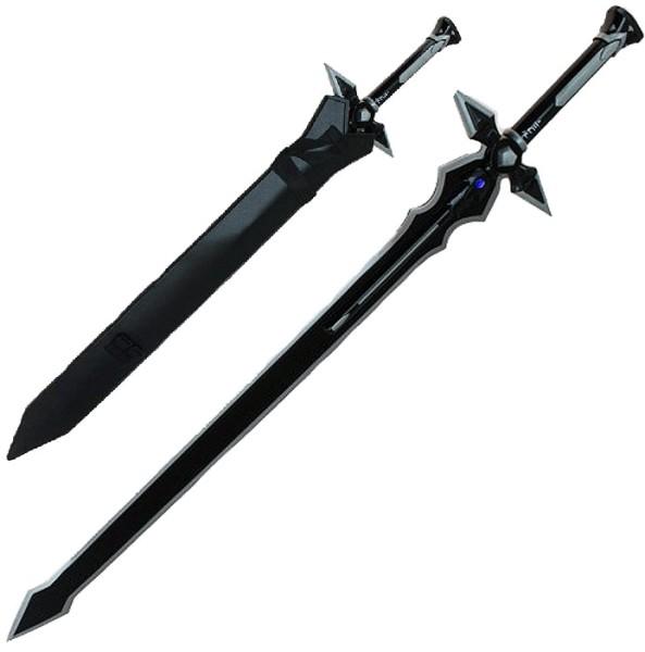 Dark Repulser Schwert schwarz