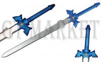 GT-DEKO - Fantasy und Schwert Shop Legend of Zelda Larp Schwert Polsterwaffe LARP