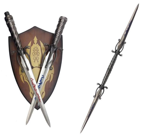 Fantasy Doppelschwert