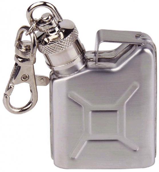 Flachmann Mini Kanister