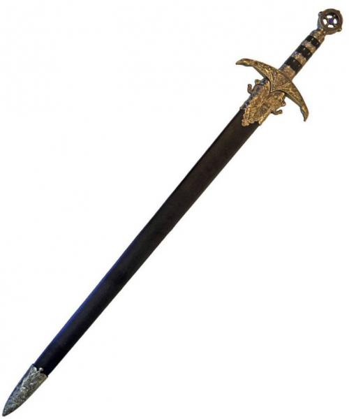 Robin Hood Schwert -gold-