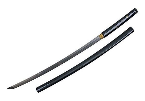 O-Ren Ishii's Shirasaya Katana