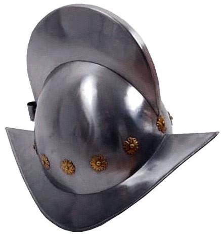 Spanischer Morion Helm