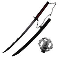 Ichigo Shikai Cutting Moon Zangetsu Schwert