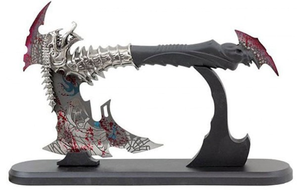 Fantasy Drachen Axt