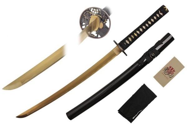 Katana Practical - Wakizashi Practical Gōrudo Set