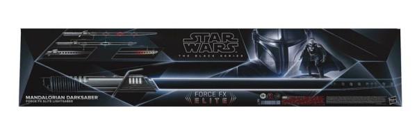 Star Wars The Mandalorian Black Series Force FX Elite Lichtschwert