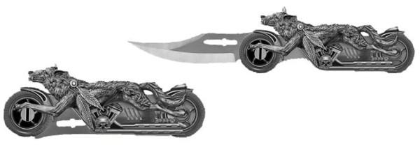 Einhandmesser Motorrad