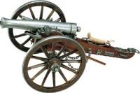 Bürgerkriegs Kanone