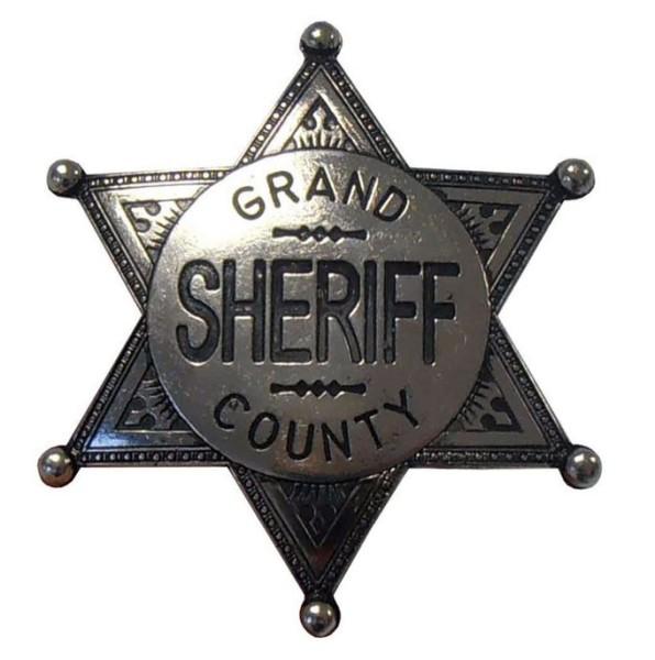 Sheriffstern-Grand-County