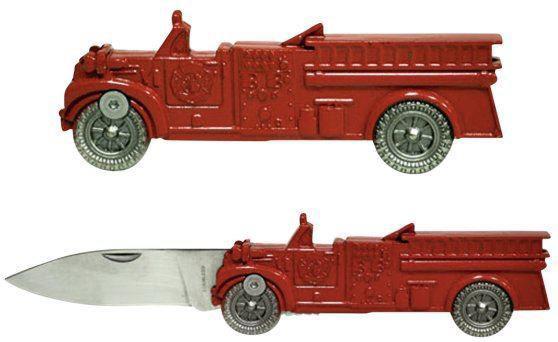 Feuerwehrklappmesser