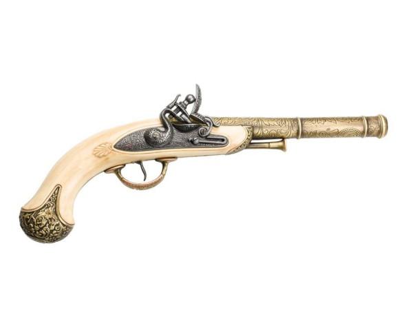 Russische-Deko-Pistole