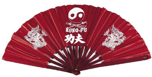 Kung Fu Fächer