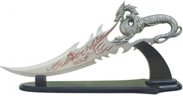 Dragon Fantasy Dolch
